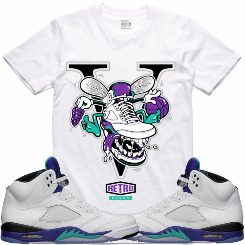 air-jordan-5-grape-fresh-prince-sneaker-shirt-retro-kings-2