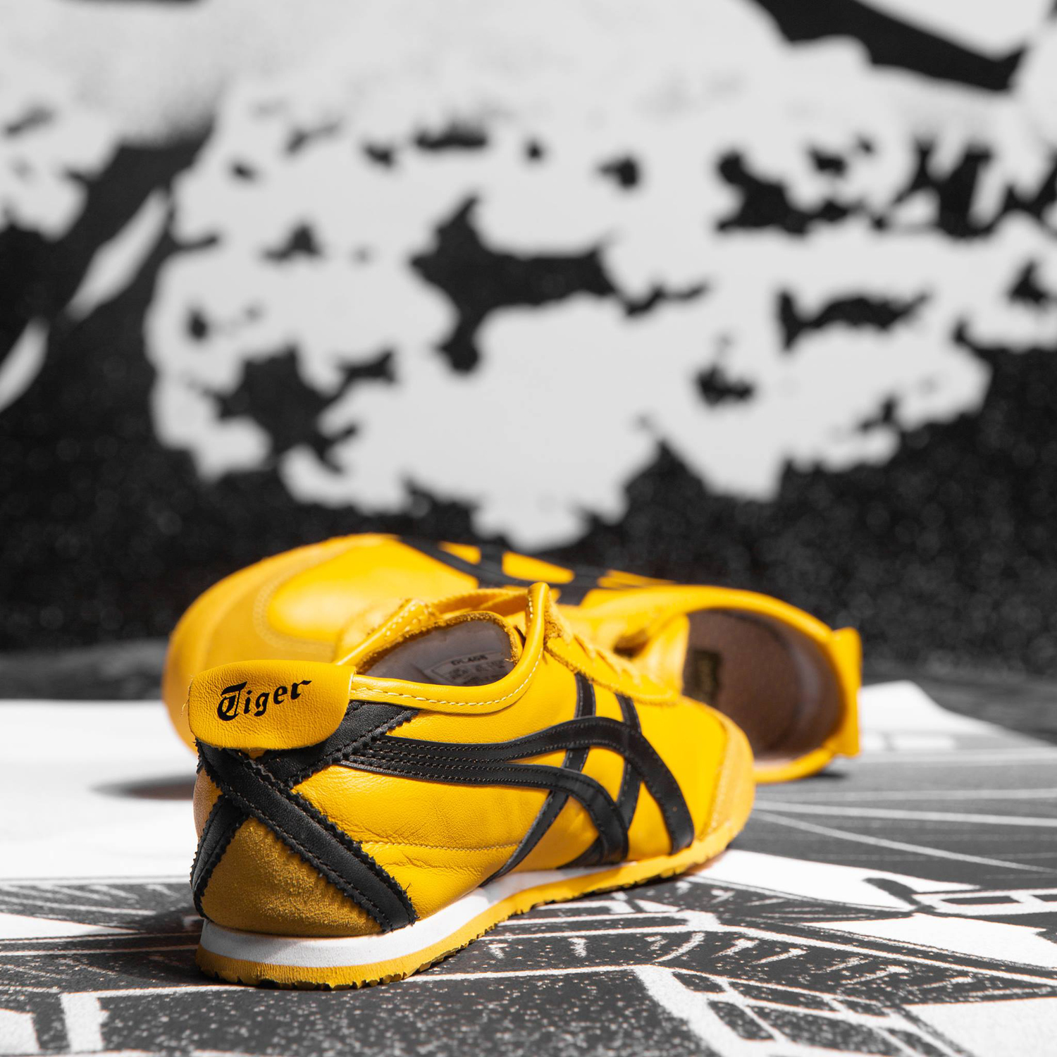official photos fadf1 08374 Asics Tiger Welcome to the Dojo Clothing and Shoes ...