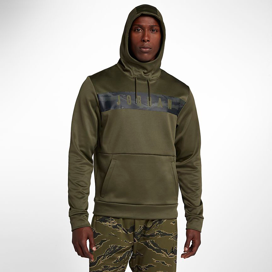 chris-paul-jordan-12-olive-camo-hoodie-match-1