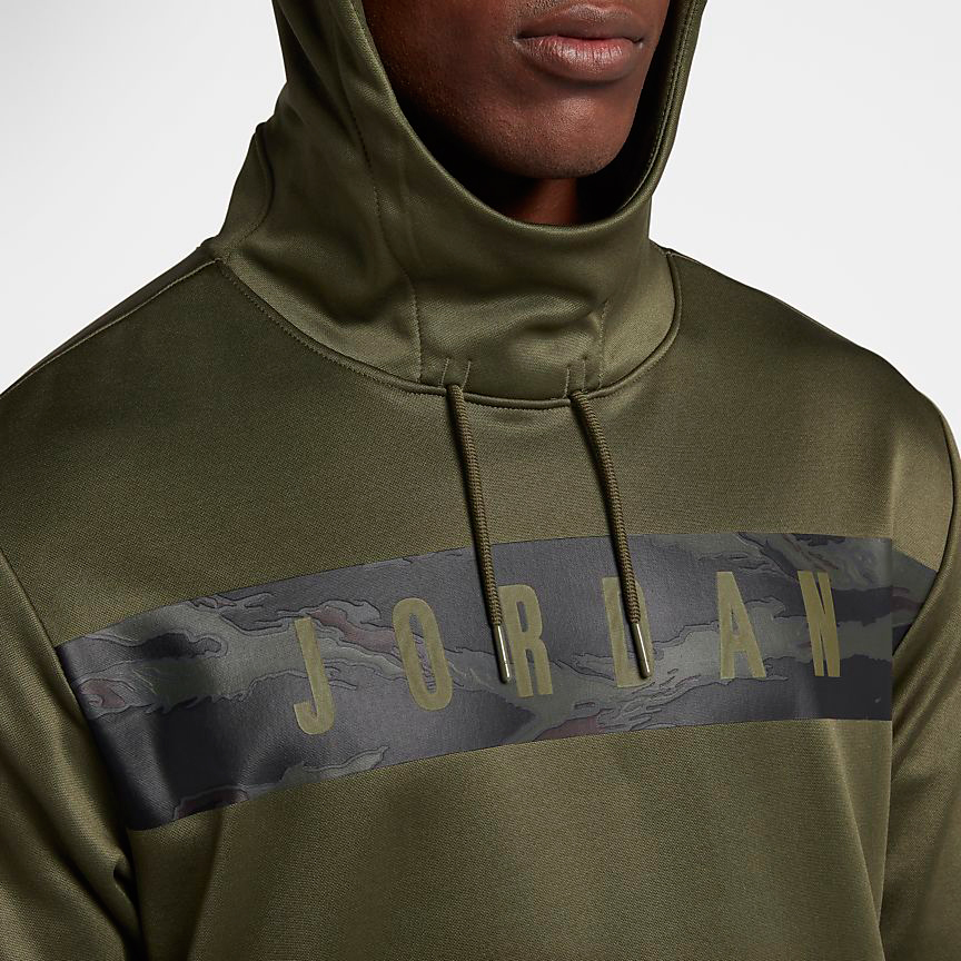 chris-paul-jordan-12-olive-camo-hoodie-match-2