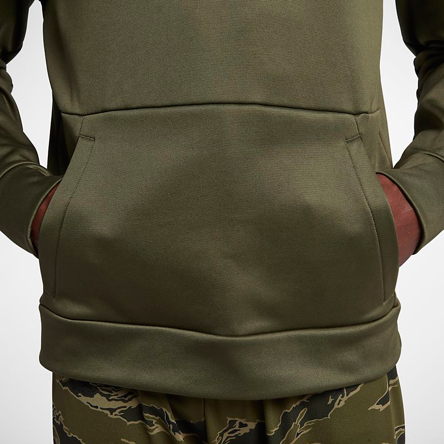 chris-paul-jordan-12-olive-camo-hoodie-match-3