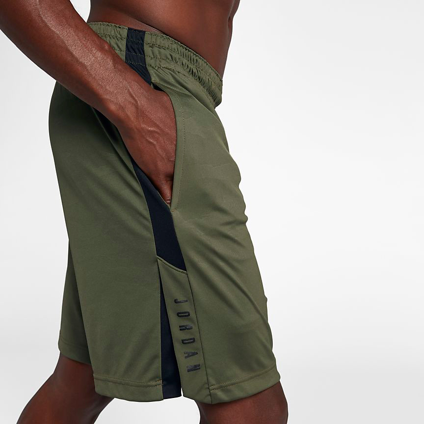 chris-paul-jordan-12-olive-camo-shorts-match-1