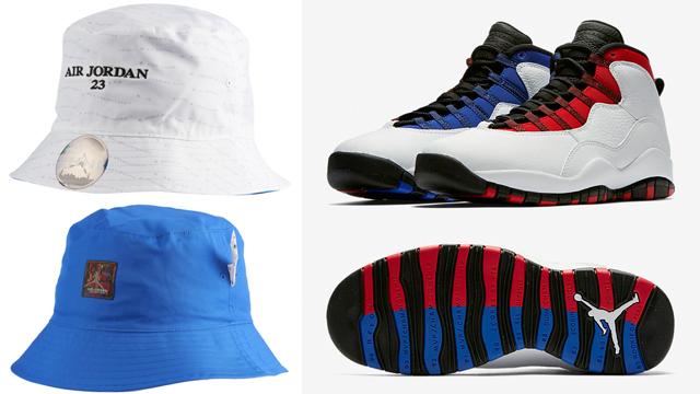 """Air Jordan 10 """"Westbrook"""" x Jordan Retro 10 Reversible Bucket Hat e3a9921f5e2"""