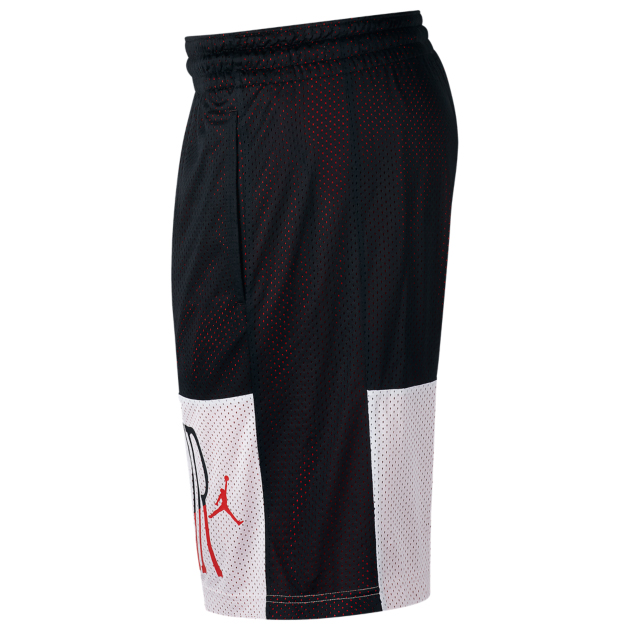 1a594d5dc24b2c Air Jordan 10 Westbrook Mesh Shorts