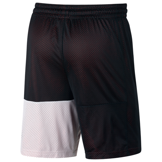 f6e8b281684644 jordan-10-westbrook-shorts-3. Jordan Retro 10 Mesh Basketball Shorts