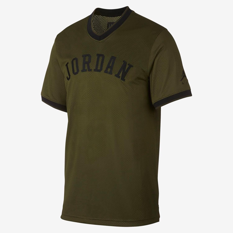 jordan-12-chris-paul-2003-olive-jersey-1