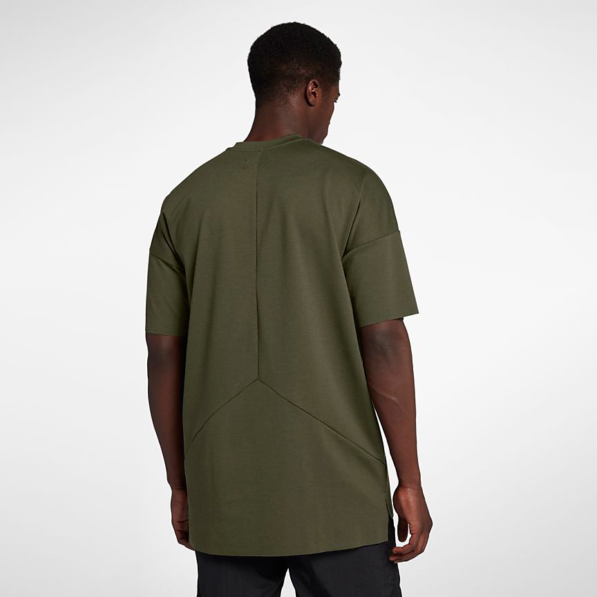 jordan-12-chris-paul-2003-olive-shirt-match-2