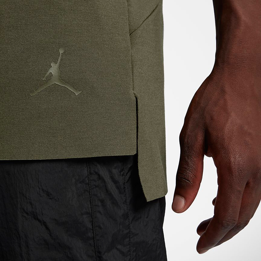 jordan-12-chris-paul-2003-olive-shirt-match-4