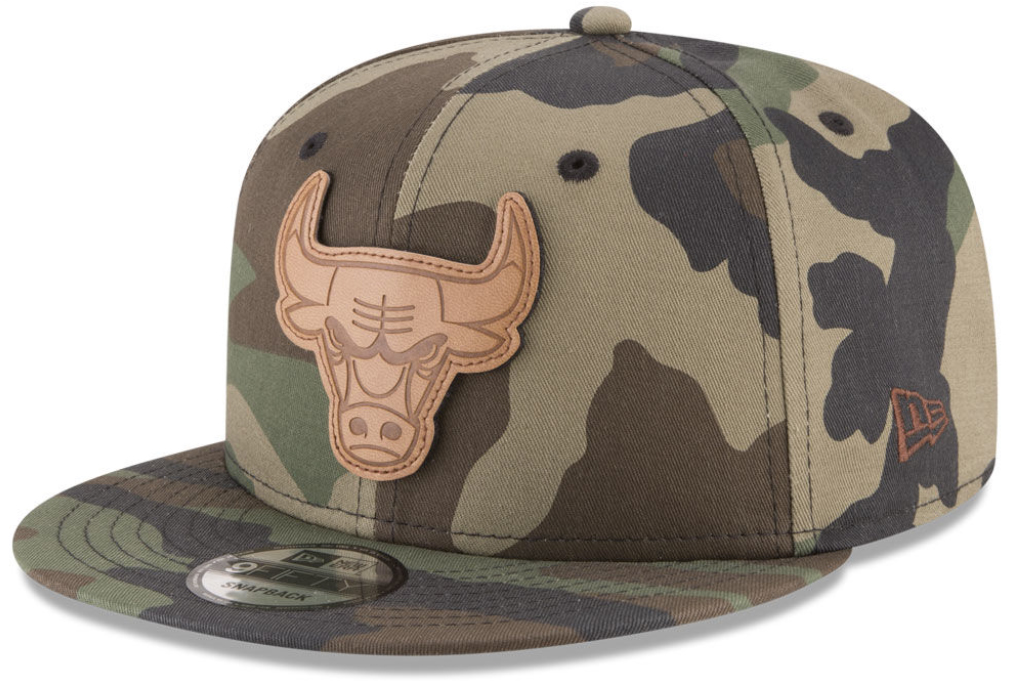 jordan-12-chris-paul-olive-bulls-camo-hat-match-2