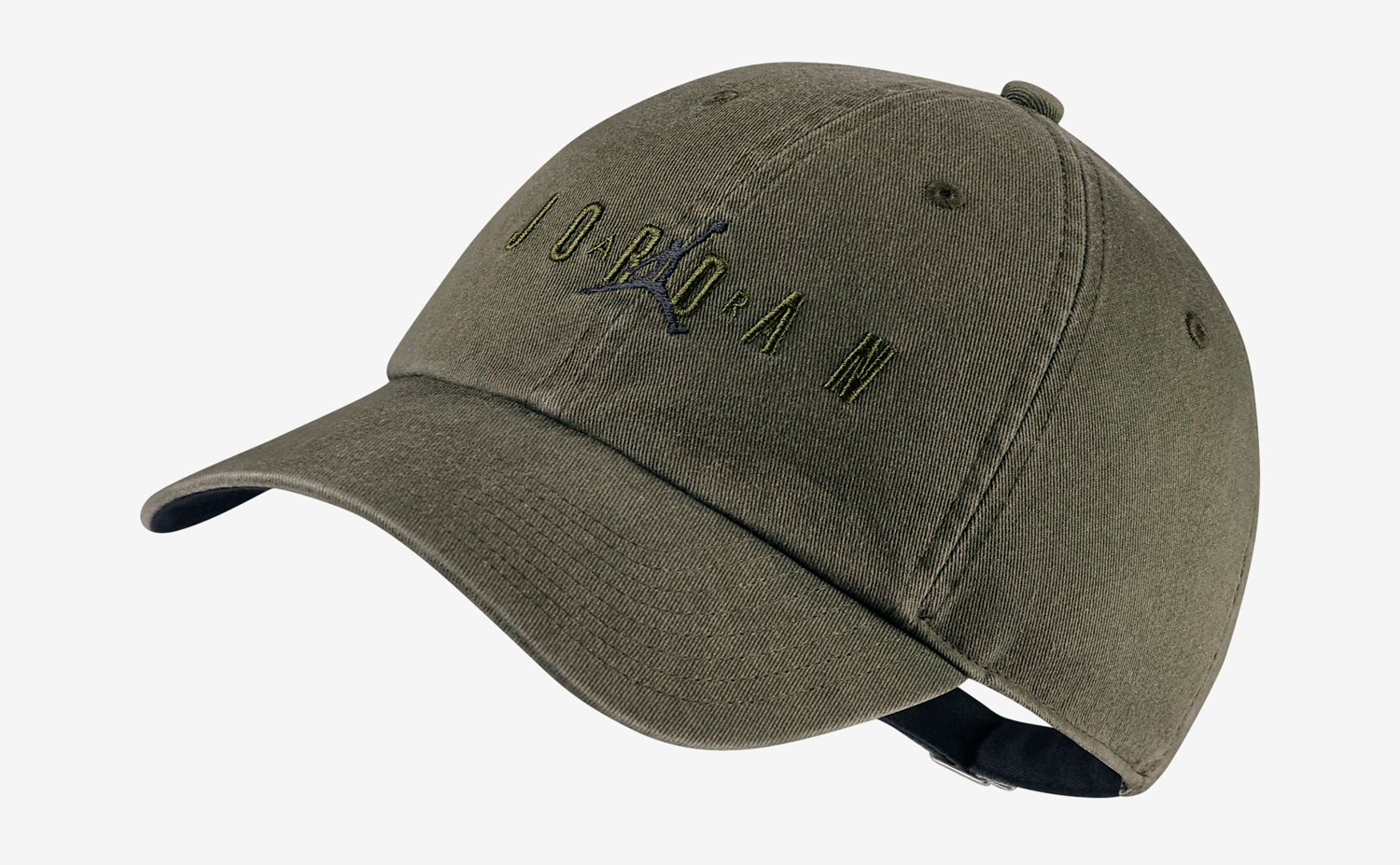 jordan-12-chris-paul-olive-dad-hat