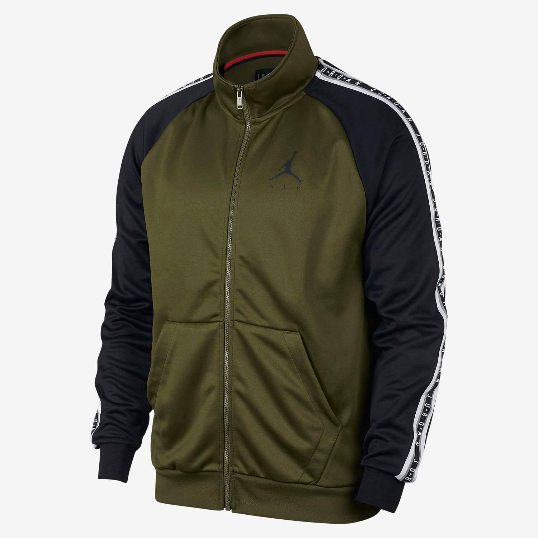 jordan-12-chris-paul-olive-jacket-match-1