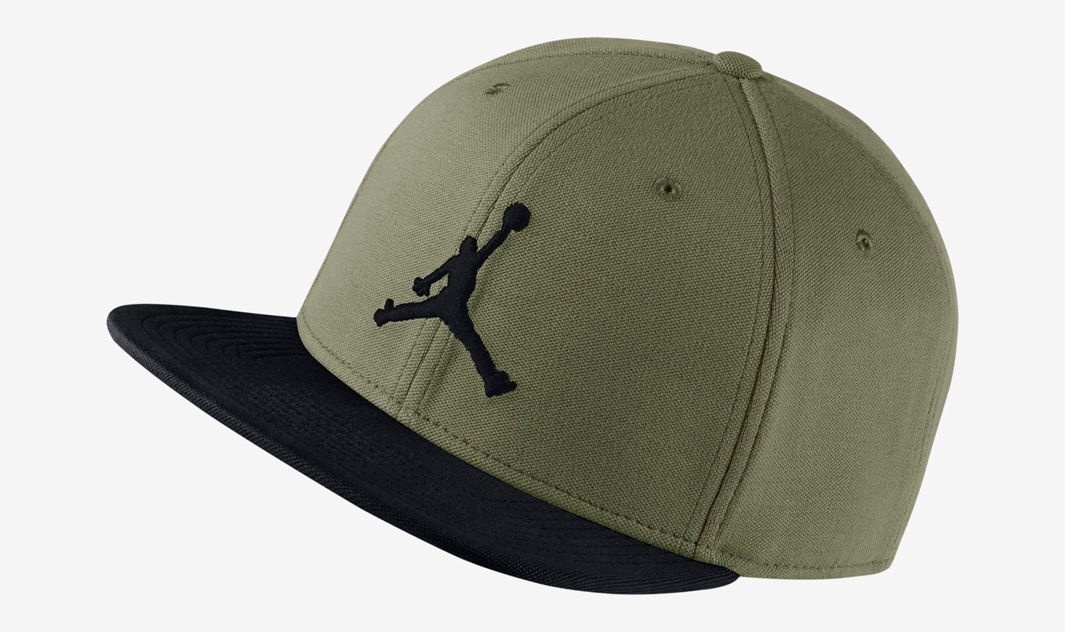 jordan-12-chris-paul-olive-snapback-hat