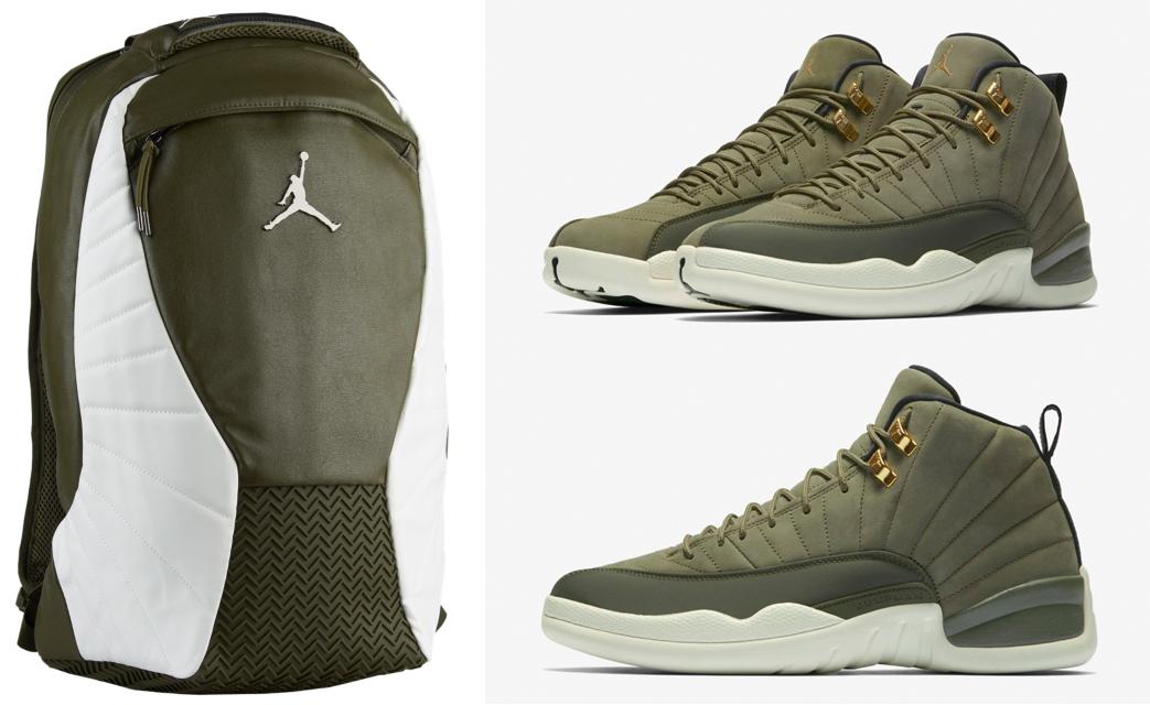 jordan-12-olive-chris-paul-backpack