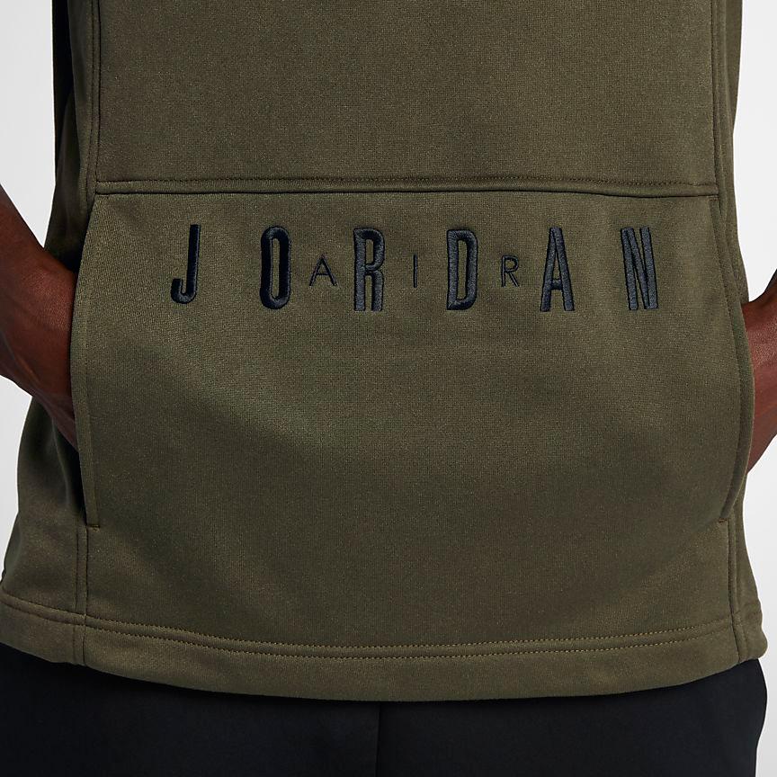 jordan-12-olive-hoodie-match-3