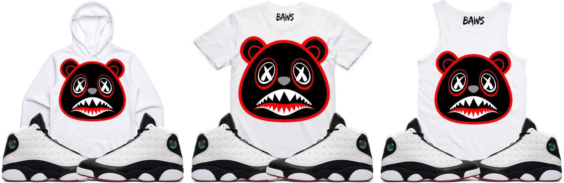 jordan-13-sneaker-clothing-match-baws