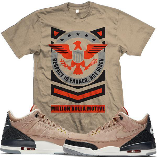 jordan-3-jht-bio-beige-sneaker-tee-shirt-million-dolla-motive-2