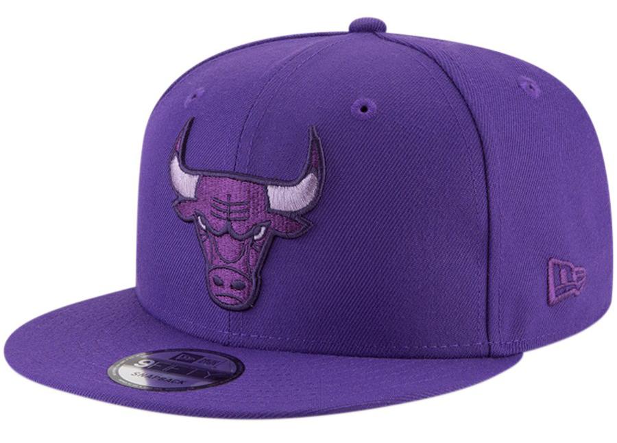 jordan-4-raptors-bulls-snapback-hat-purple-1