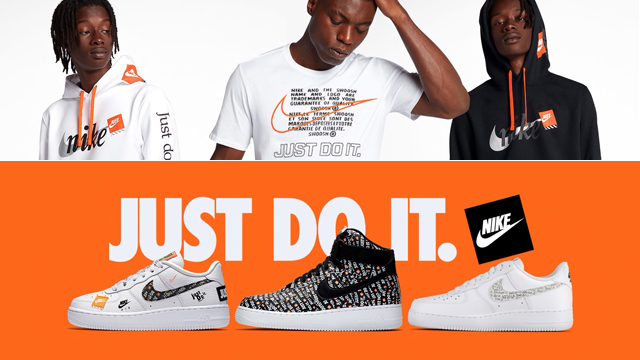140637ea Nike Air Force 1 Just Do It Clothing Match | SneakerFits.com