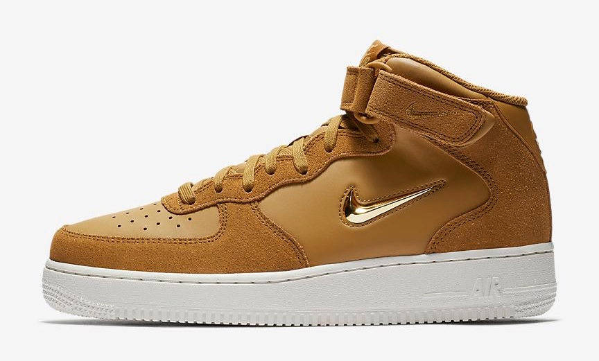 nike-air-force-1-mid-muted-bronze-gold-release-date