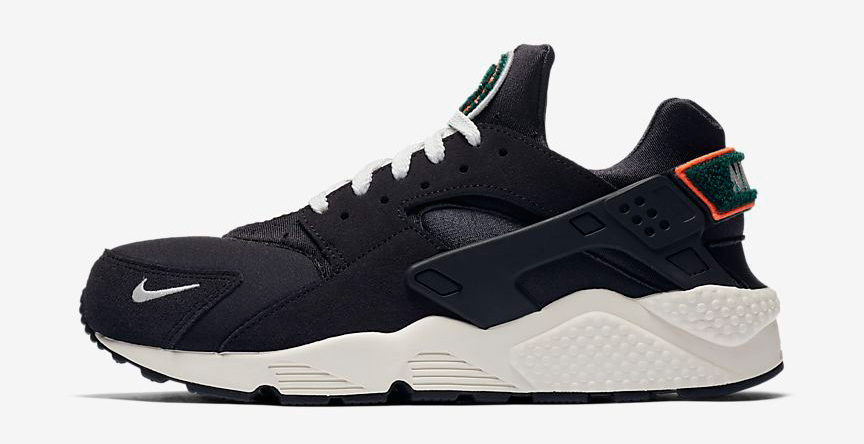 nike-air-huarache-premium-oil-grey-rainforest-mango-release-date