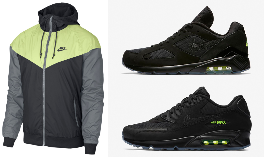 new arrival b6046 3d129 nike-air-max-90-180-night-ops-jacket-