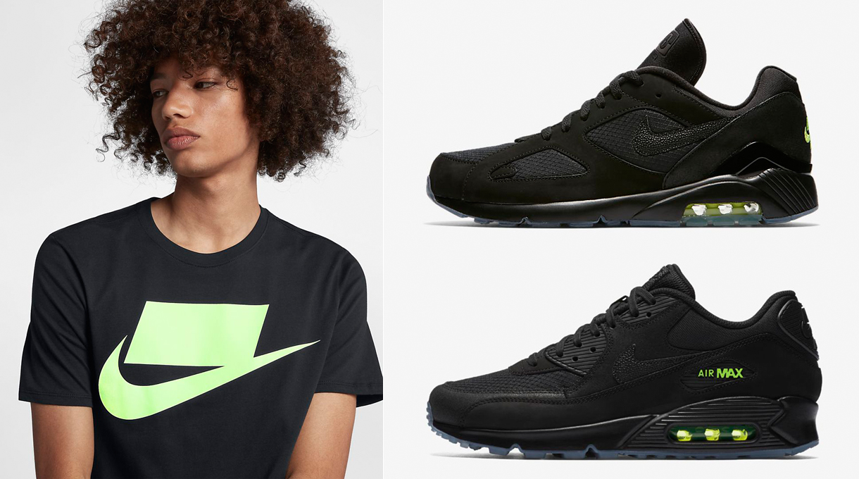 the latest 06920 c7628 nike-air-max-90-180-night-ops-shirt