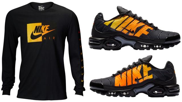 separation shoes a97ab 491c0 Nike Air Max Plus Mercurial Shirt Match | SneakerFits.com