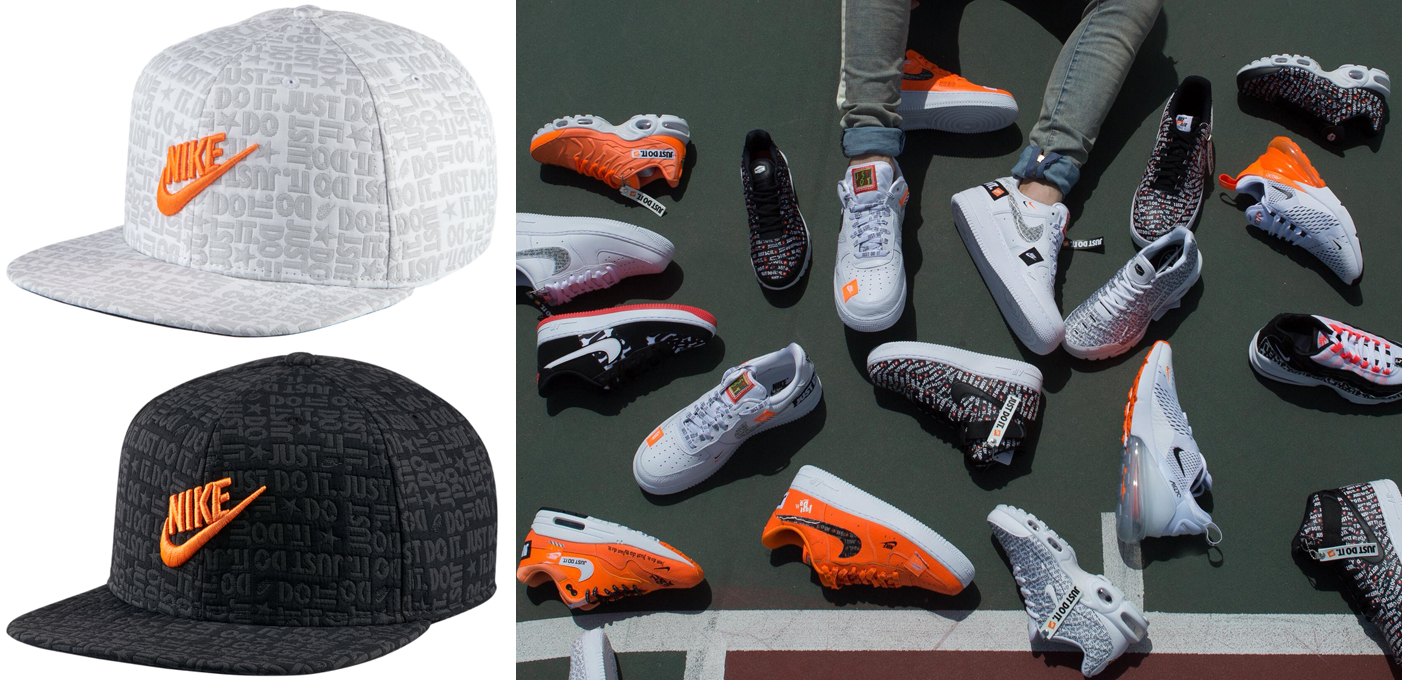 b468f8b301d80 Nike Just Do It Clothing and Shoes Roundup