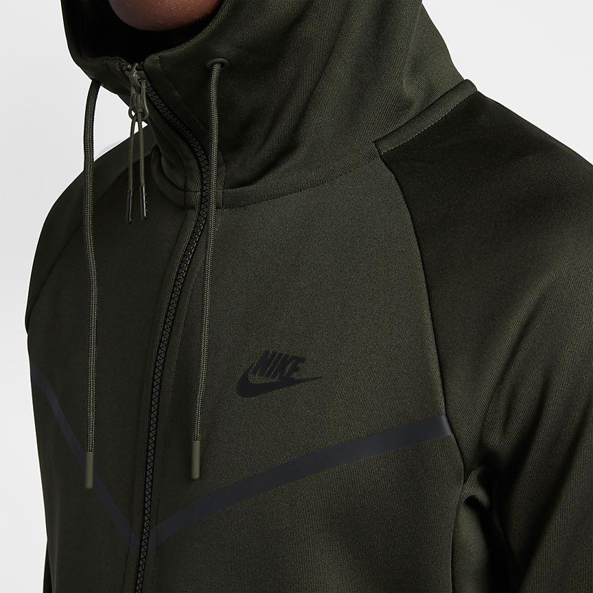 Shade Sweatshirt In Foamposite Sequoia Colorway Pro 2018