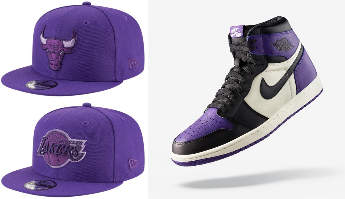 air-jordan-1-court-purple-hats-to-match