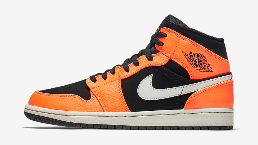 0a50a8cc2 air-jordan-1-mid-orange-black-halloween-release-. Release Date  September  28