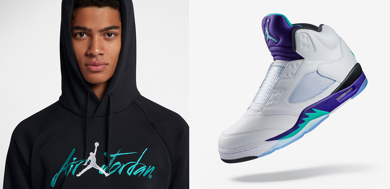 air-jordan-5-fresh-prince-hoodie-match