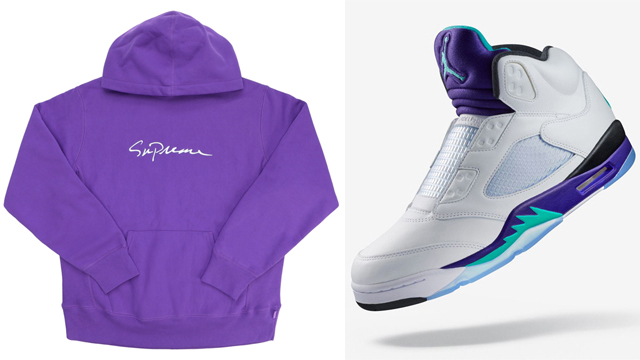 air-jordan-5-fresh-prince-purple-supreme-clothing-match