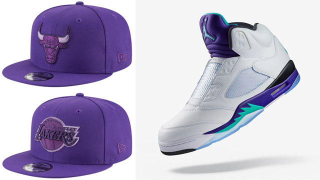 air-jordan-5-fresh-prince-snapback-cap-match