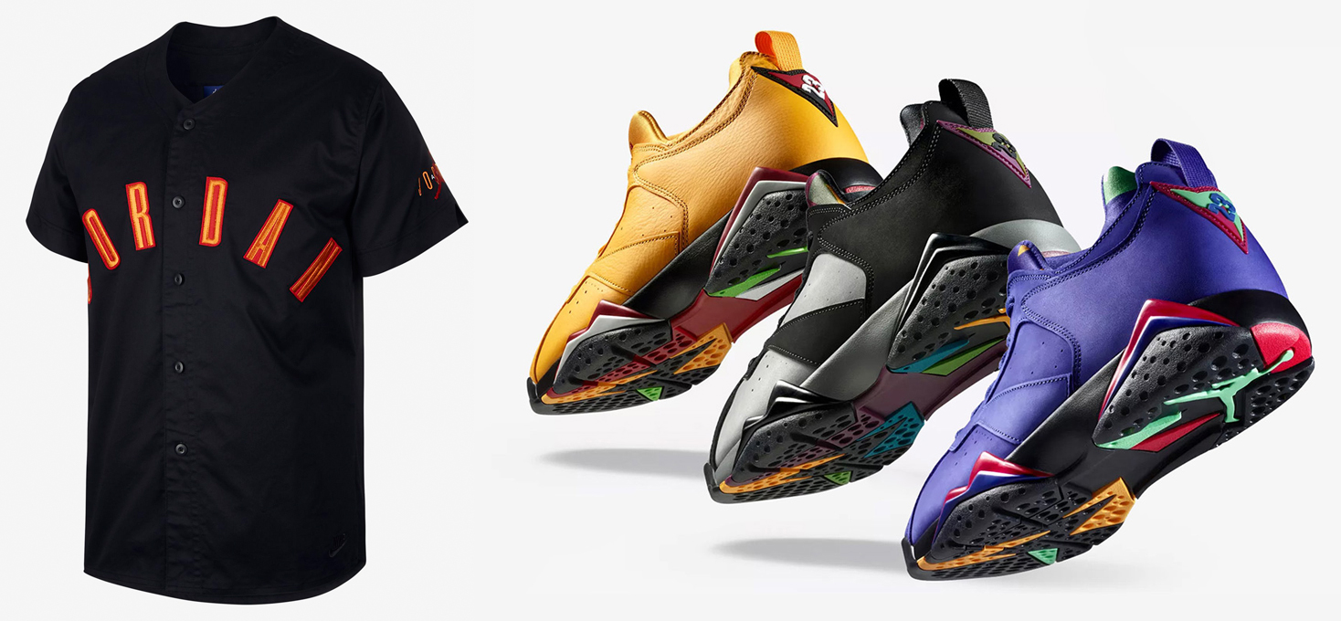 lowest price 19e94 0b4b0 air-jordan-7-low-nrg-jersey-shirt-match