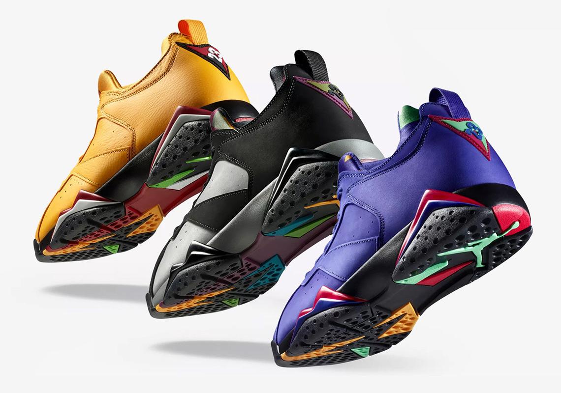 hot sale online 35bab 2113b Air Jordan 7 Low NRG Pack Where to Buy | SneakerFits.com