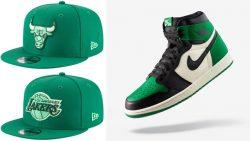 jordan-1-pine-green-snapback-hats