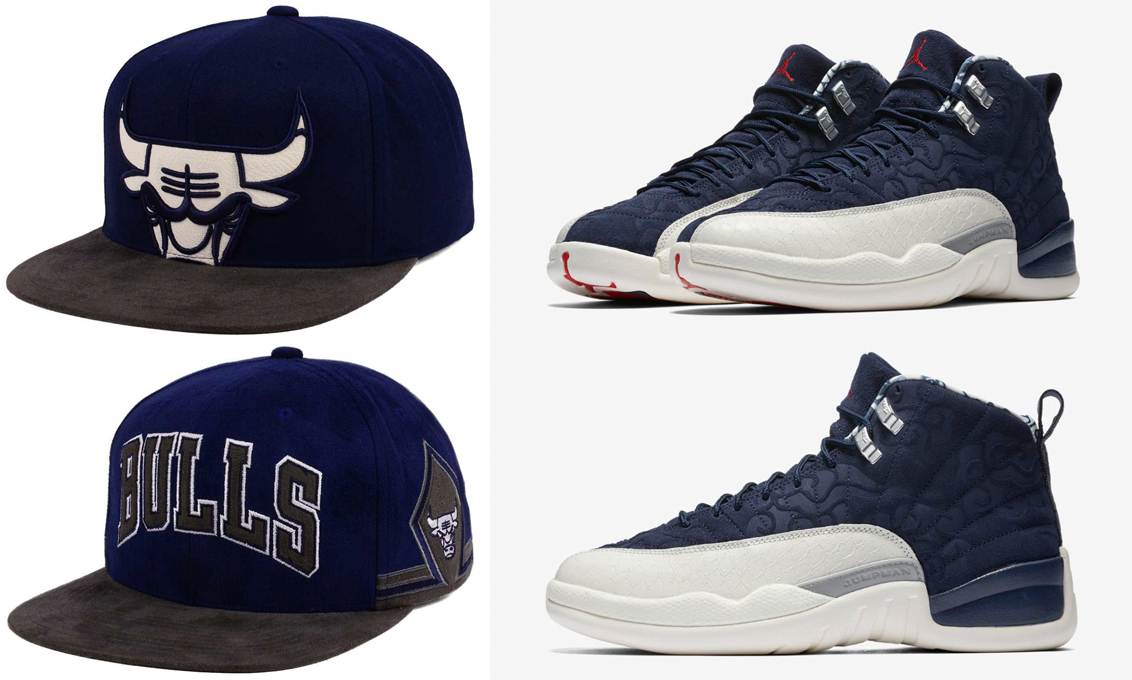 jordan-12-international-flight-navy-bulls-hats