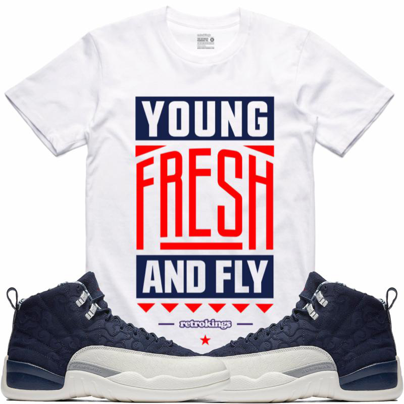 jordan-12-tokyo-international-flight-sneaker-tee-shirt-retro-kings-3