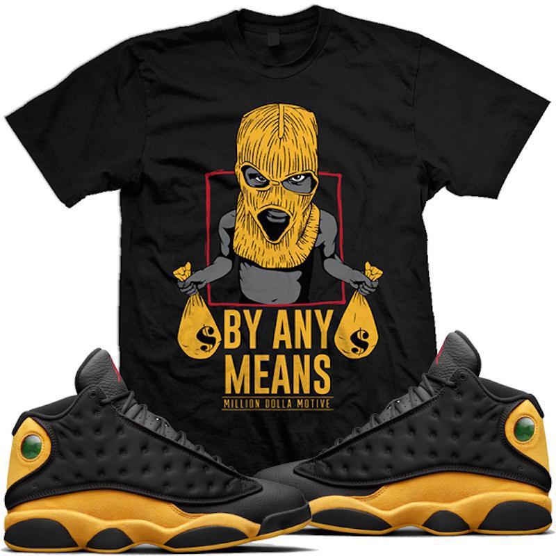 jordan-13-melo-oak-hill-sneaker-tee-shirt-million-dolla-motive-2