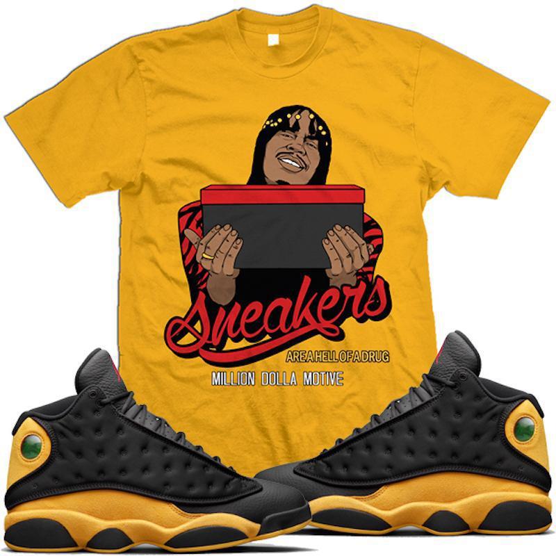 jordan-13-melo-oak-hill-sneaker-tee-shirt-million-dolla-motive-4