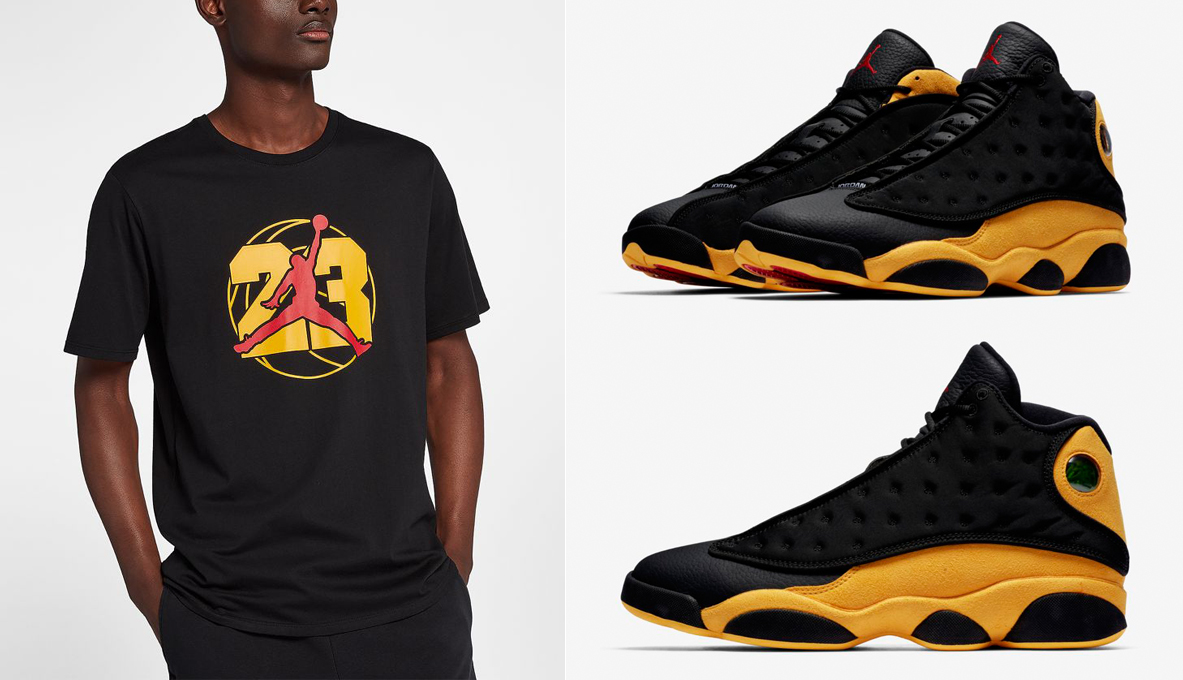 jordan-13-melo-shirt-match