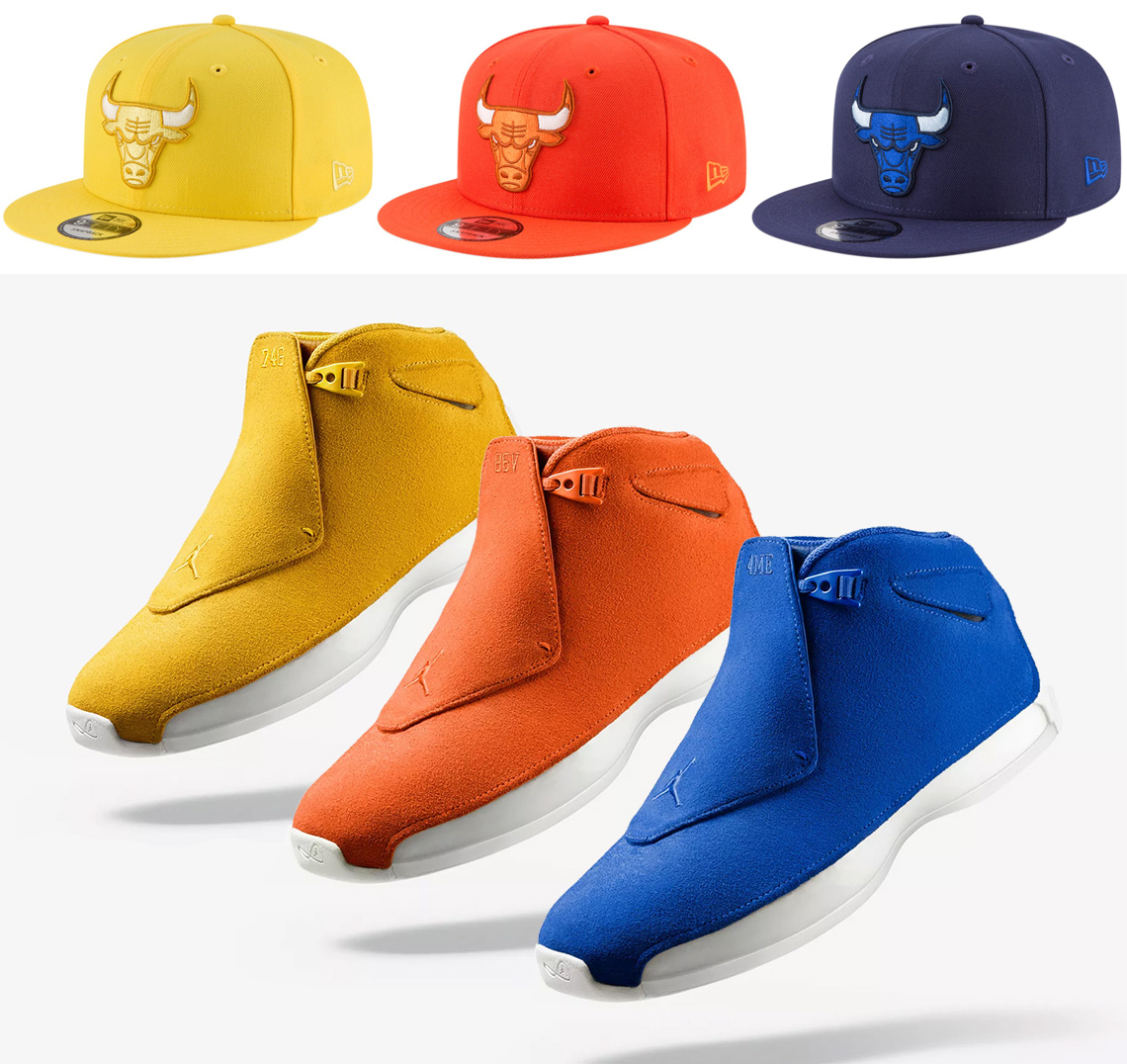 jordan-18-suede-hats-to-match