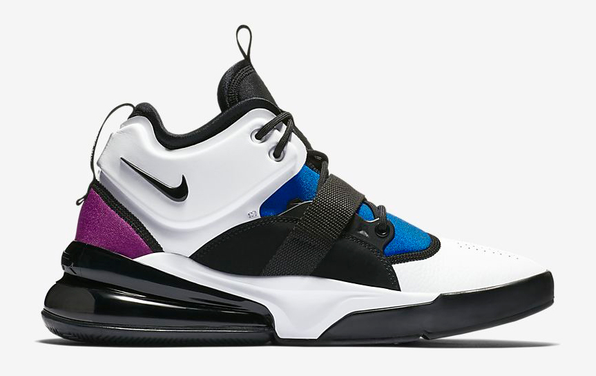 4996aa48ef54 Nike Air Force 270 Bold Berry Clothing Match