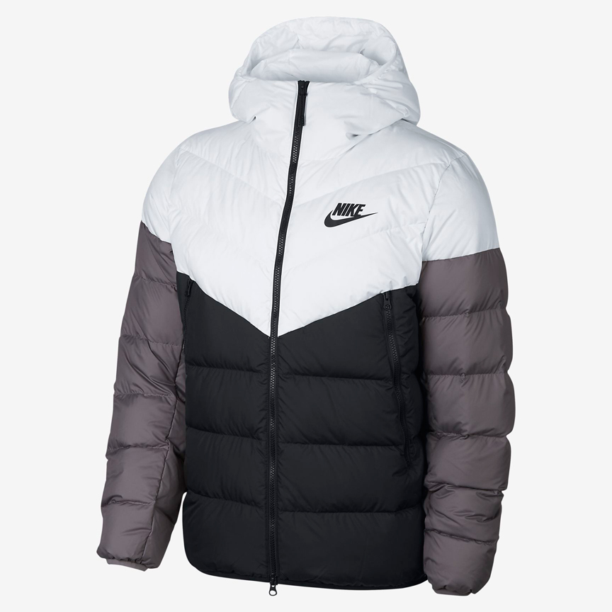 nike-air-force-270-lyon-blue-bold-berry-windrunner-down-fill-jacket-match