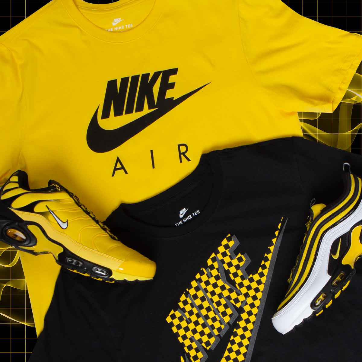 d07da105e1 Nike Air Max Frequency Sneaker Tee Shirts