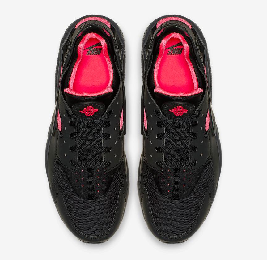 nike-air-huarache-black-solar-red-3