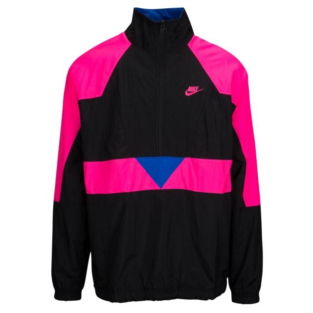nike-air-huarache-black-solar-red-jacket-match