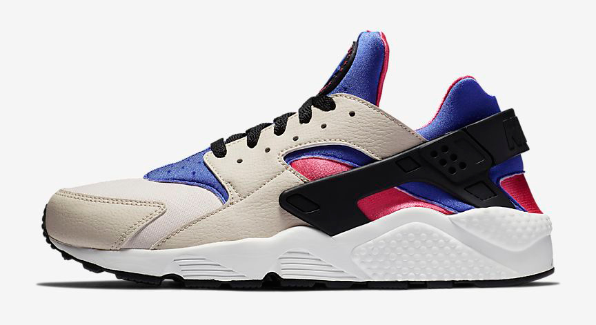 888b4d503 nike-air-huarache-desert-sand-watermelon-persian-violet-. Release Date   September 21