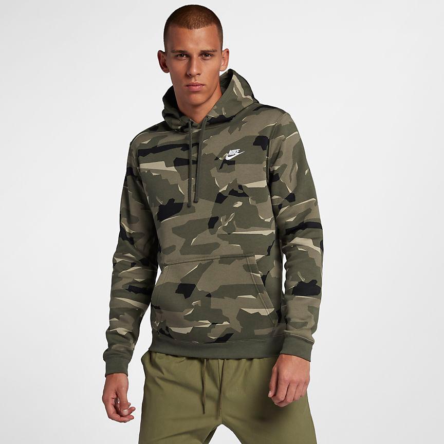 nike-air-max-270-olive-camo-hoodie-match